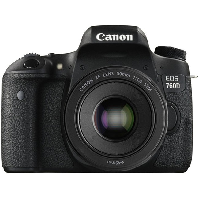 Canon EOS 750D kit 50mm f/1.8 STM