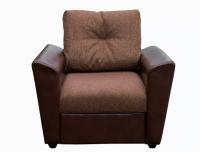 Кресло-кровать Амстердам коричневый