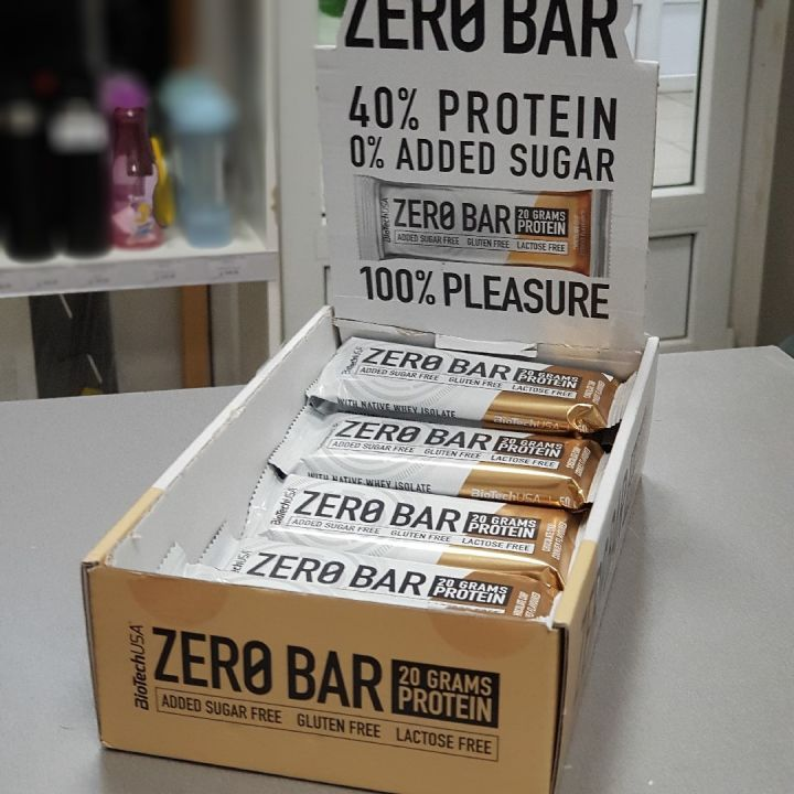 BioTech - Zero Bar (50 г)