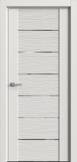 Межкомнатная дверь Remiero D9 с 3D-панелью