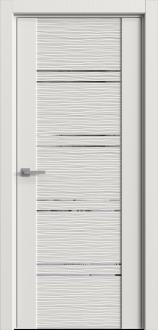 Межкомнатная дверь Remiero D10 с 3D-панелью