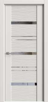 Межкомнатная дверь Remiero D12 с 3D-панелью