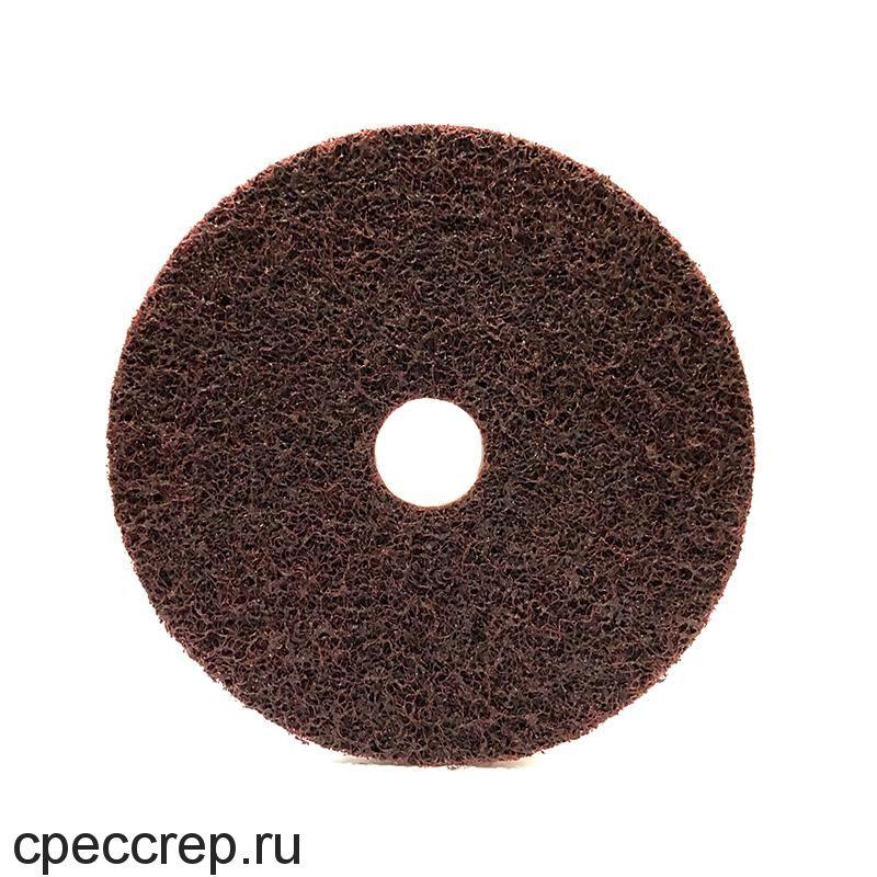 Нетканый шлифовальный круг ROXPRO 125мм, Medium