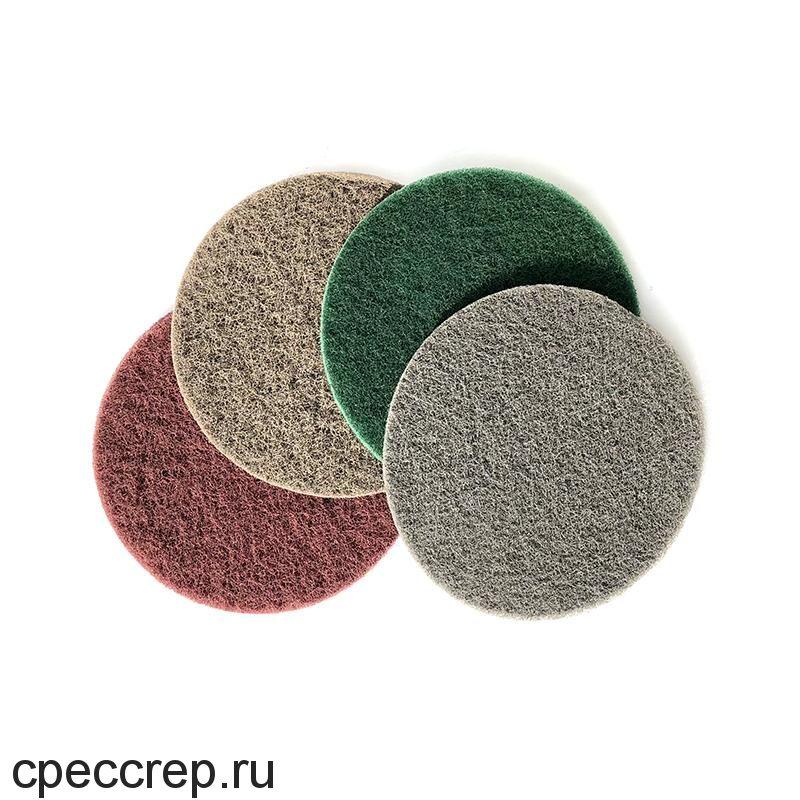 Нетканый абразивный материал 150мм ULTRA FINE, серый