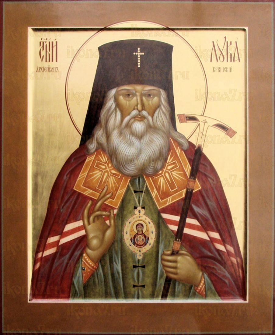 Икона Лука Крымский преподобный
