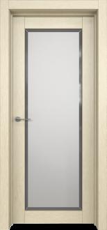 Межкомнатная дверь L 2 стекло Призма