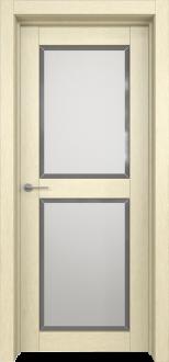 Межкомнатная дверь L 4 стекло Призма