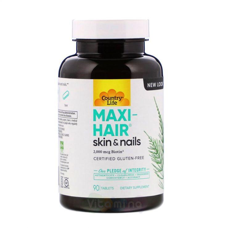 Витамины Maxi Hair, 90 табл