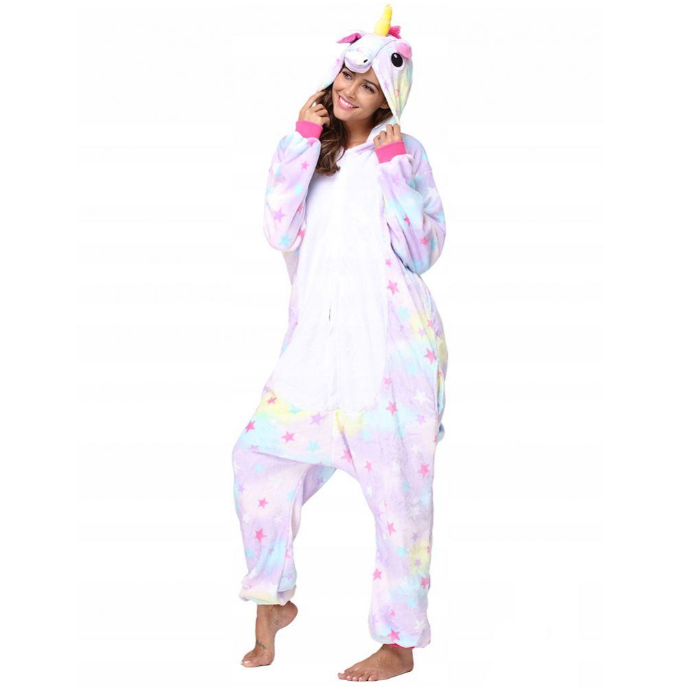 Пижама Кигуруми Единорог Звездный