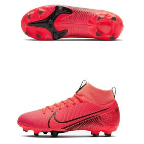 ДЕТСКИЕ БУТСЫ NIKE SUPERFLY VII ACADEMY FG/MG AT8120-606 JR