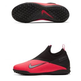 ДЕТСКИЕ ШИПОВКИ NIKE PHANTOM VSN 2 ACADEMY DF TF CD4078-606 JR
