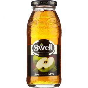 Соки SWELL яблока 0,25 л, шт