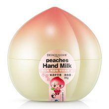 Увлажняющий крем для рук с ароматом персика BQY7595, 30гр