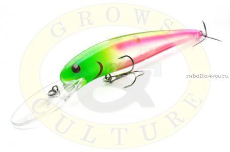 Воблер Grows Culture Bombard 90 мм / 11 гр / Заглубление: 0 - 5 м / цвет:  450