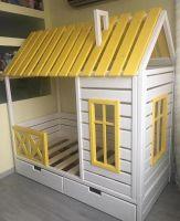Кровать Домик Simple Lux №36В