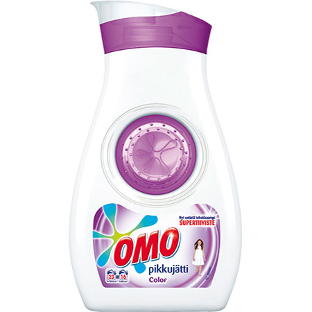 OMO Pikkujätti color 552 мл