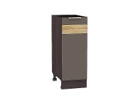 Шкаф нижний Терра Н300 D (Смоки софт)