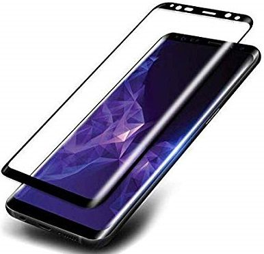 Защитное 3D-стекло для Samsung Note 9 Baseus 0.3mm Curved-Screen Tempered Glass Screen Protector Black
