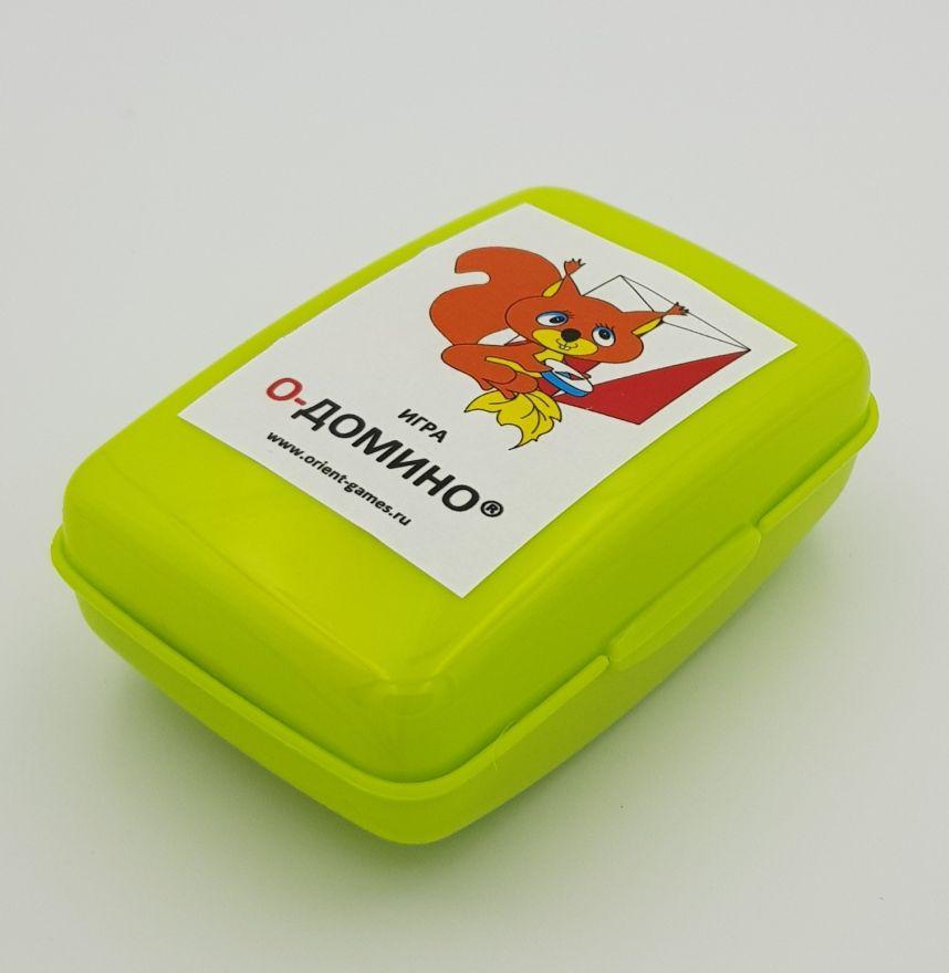 Игра О-Домино