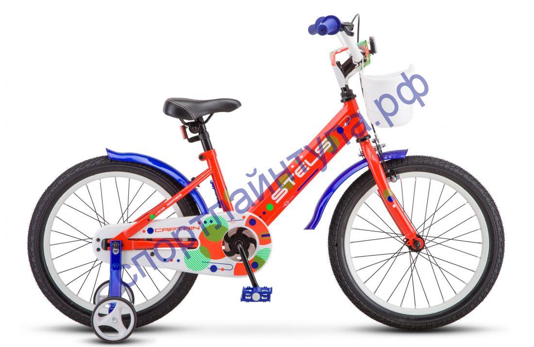 "Детский велосипед  Captain 18"" V010"