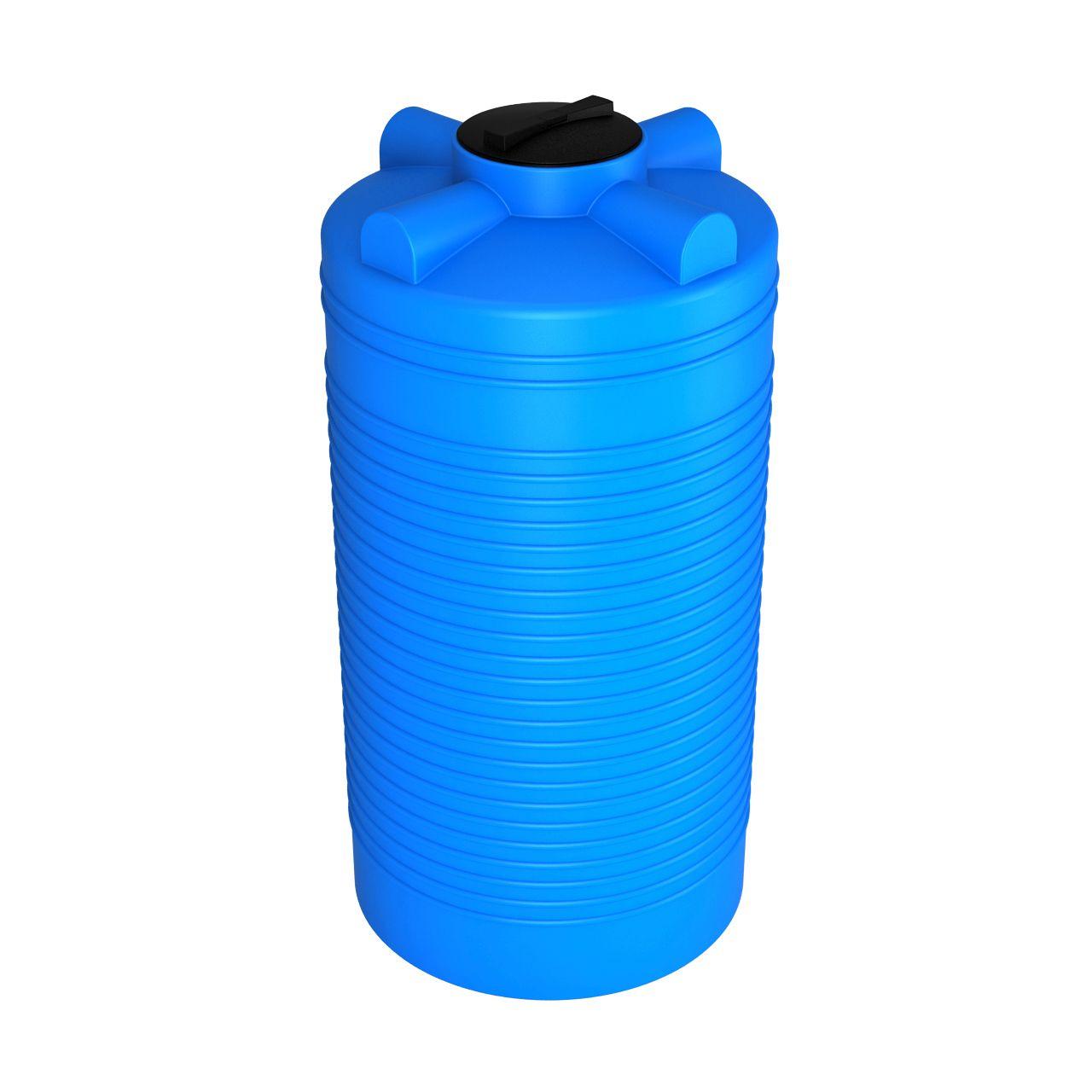 Емкость для воды 1000 литров ЭВЛ-Т пластиковая