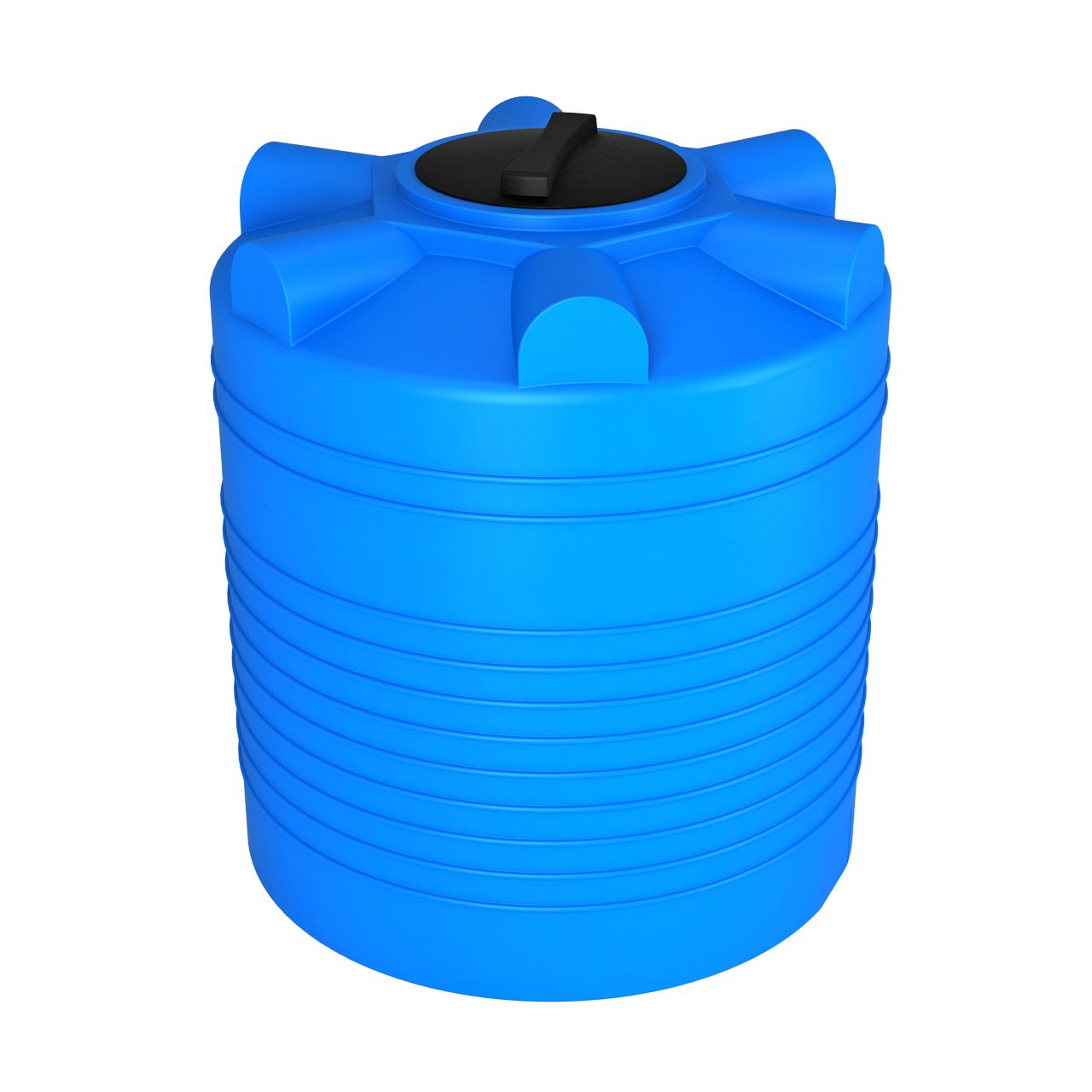Бак для воды 500 литров ЭВЛ пластиковый