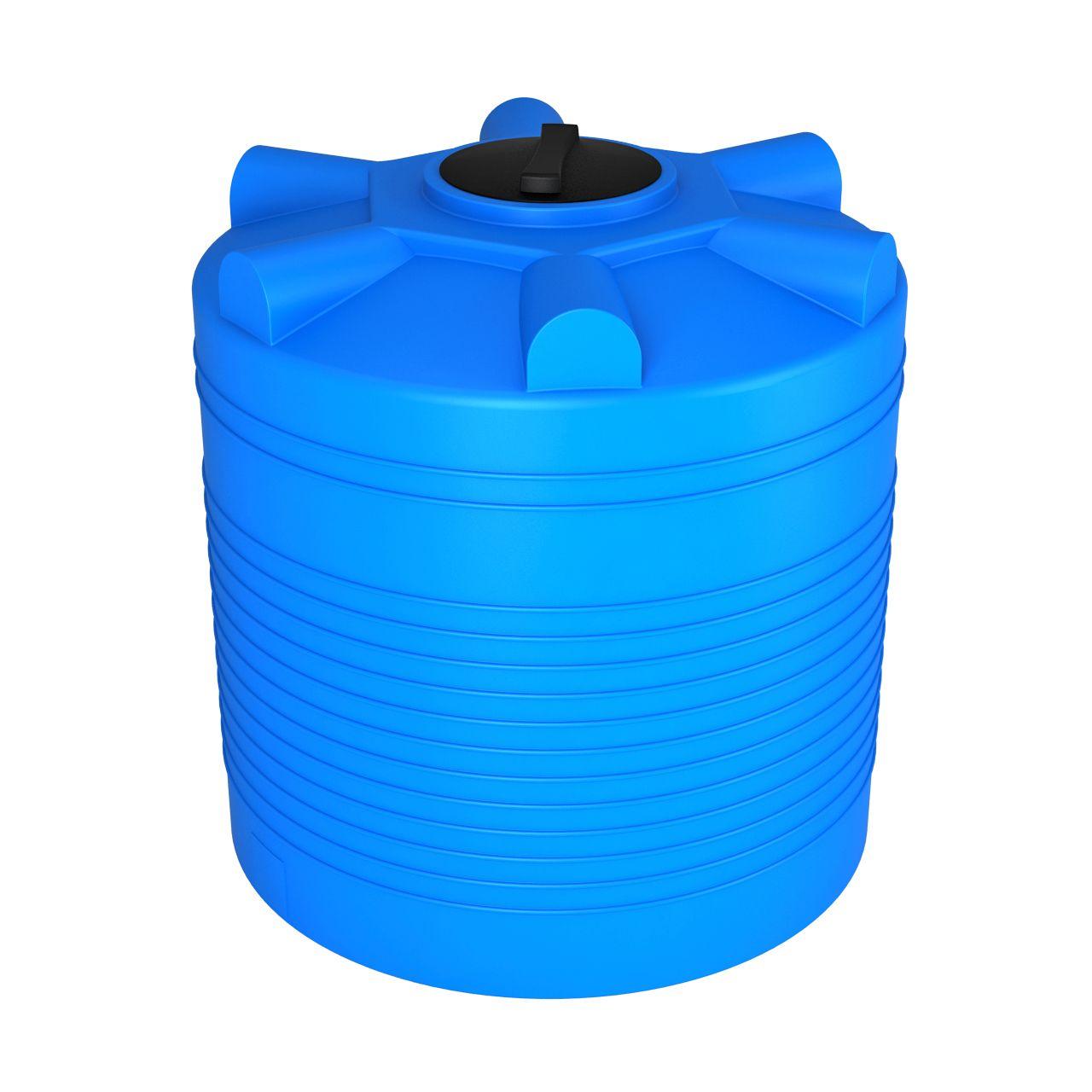 Бак для воды 1000 литров ЭВЛ пластиковый