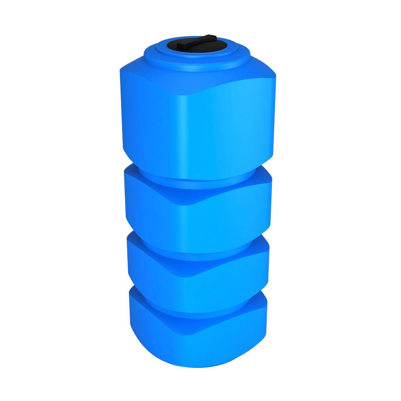 Емкость для воды L 1000 литров пластиковая