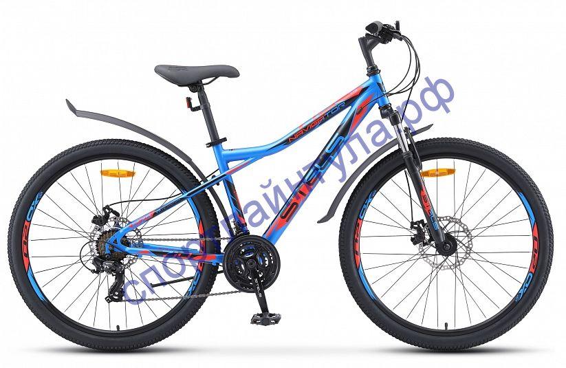 """Горный велосипед STELS Navigator-710 MD 27.5"""" V020"""