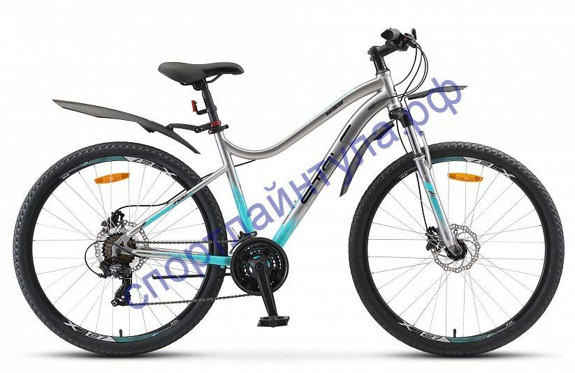 "Женский велосипед STELS Miss-7100 D 27.5"" V010"