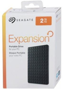Внешний жесткий диск Seagate Expansion 2Tb STEF2000401