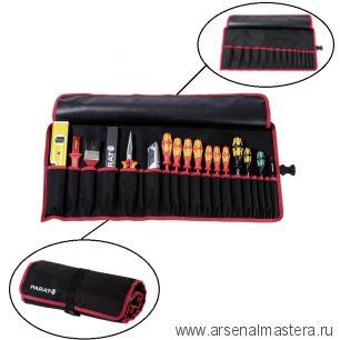 Сумка-скрутка поясная для инструмента пустая PARAT PA-5990829991