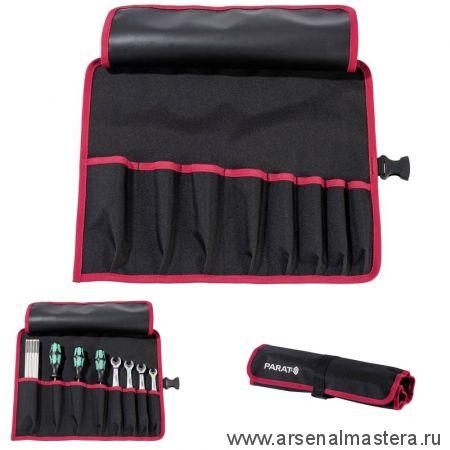 Сумка-скрутка поясная для инструмента пустая PARAT PA-5990826991