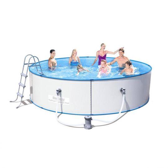 Сборный бассейн Bestway Hydrium Splasher 56386 (460х90) с картриджным фильтром