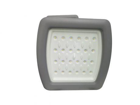 Светодиодный Led взрывозащитный светильник 20W с UL/ CUL/ DLC сертификатом для АЗС и туннелей