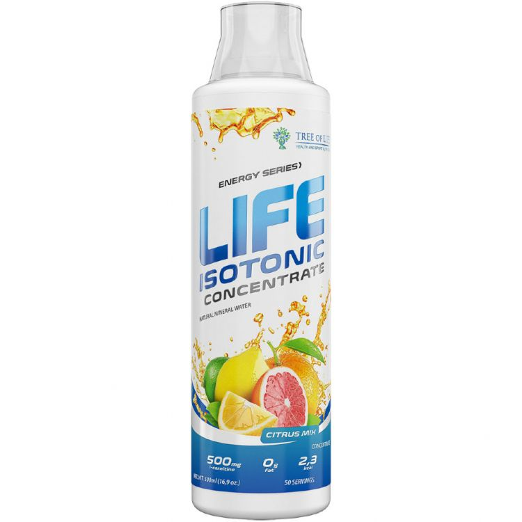 Life Isotonic Concentrate 500ml