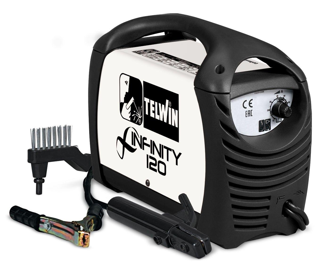 Сварочный инвертор INFINITY 120 230V ACD