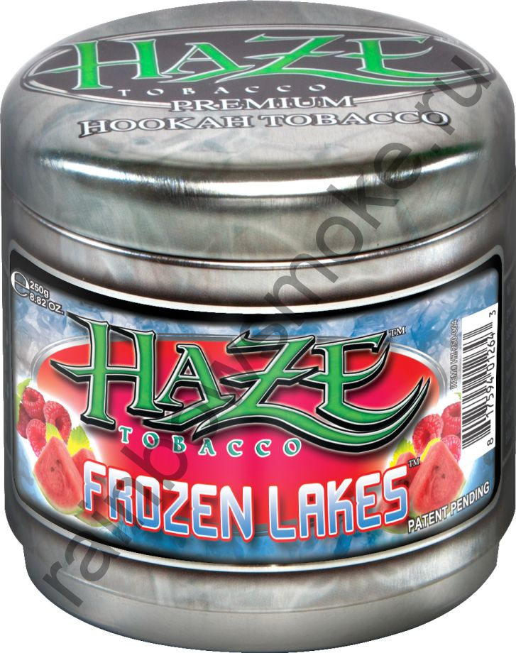 Haze 100 гр - Frozen Lakes (Ледяные Озера)