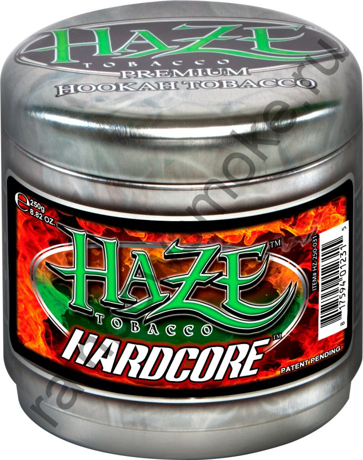 Haze 100 гр - Hardcore (Жесть)