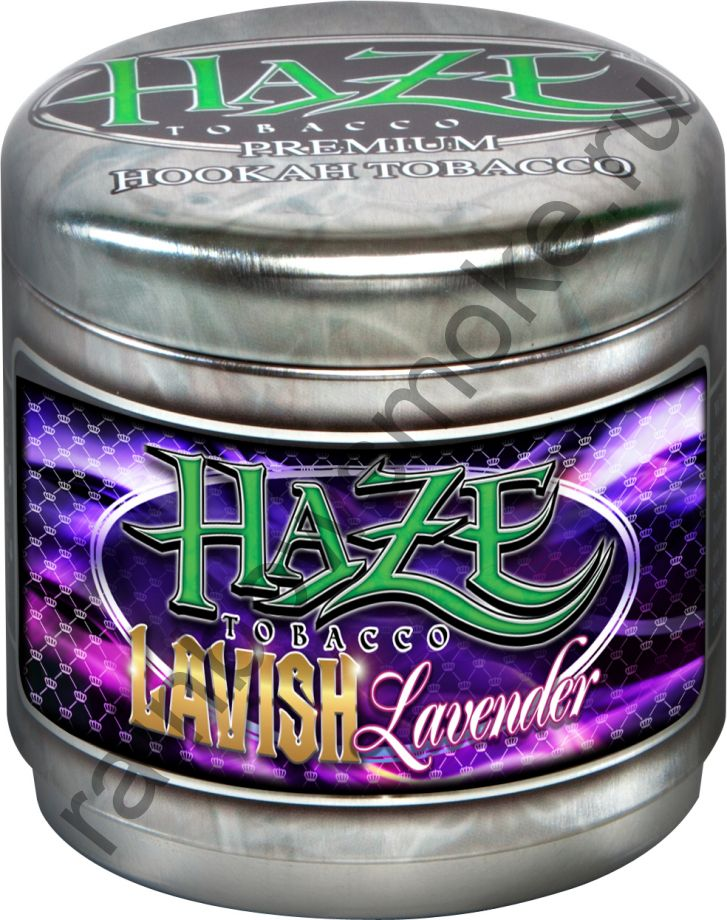 Haze 100 гр - Lavish Lavender (Лаванда с Мятой)