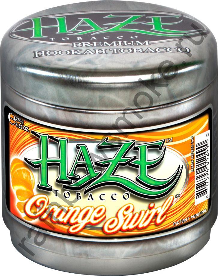 Haze 100 гр - Orange Swirl (Оранжевый Вихрь)