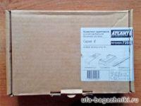 Адаптеры для багажника Hyundai i40, 2015-..., sedan, Атлант, артикул 7208