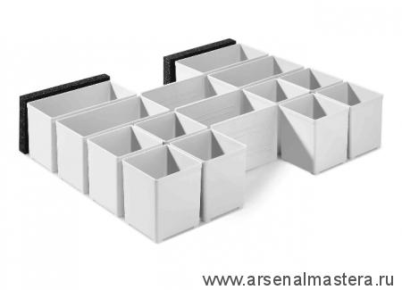 Вставка-ячейка (запасные боксы и разделители) FESTOOL Set 60x60/120x71 3xFT