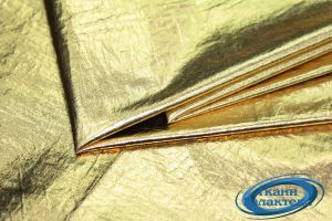 Плащевая ткань фольга  16684/C#7