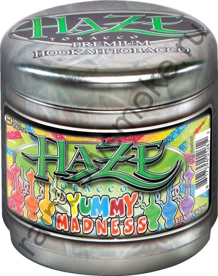 Haze 250 гр - Yummy Madness (Вкусное Безумие)
