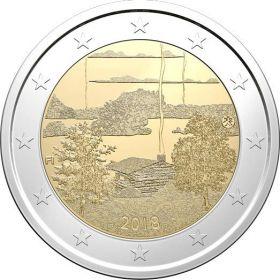 Финская сауна  2 евро Финляндия 2018