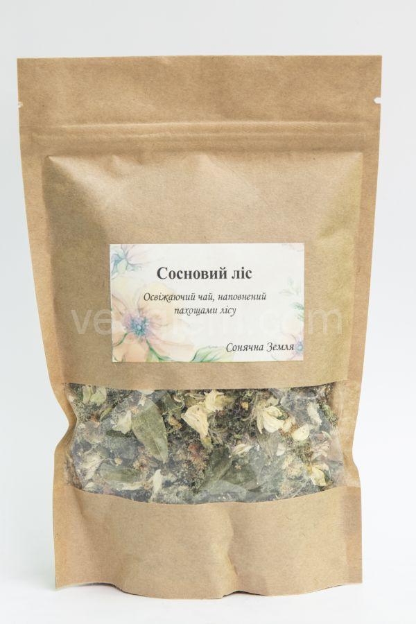 """Травяной чай """"Сосновый Лес"""",50 грамм"""