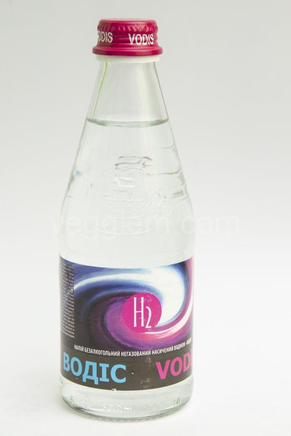 Vodis Вода , насыщенная биологически активным йодом и молекулярным пищевым углеродом (H2), 0,33 мл