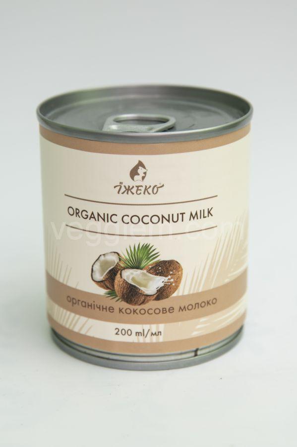 Кокосовое молоко ЇжЕко,200 мл