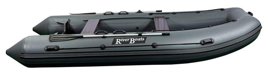 Лодка ПВХ RiverBoats RB — 470